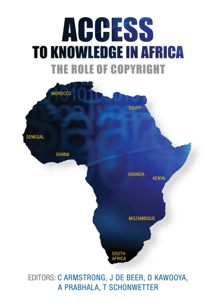 Access to knowledge in Africa (2010)